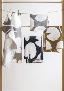 FINE LITTLE DAY - water lilies  - Tea Towel