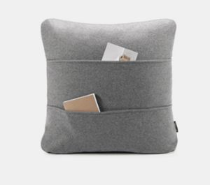 OBJEKTEN SYSTEMS - kangaroo - Square Cushion