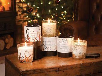 Ashleigh & Burwood -  - Christmas Candle