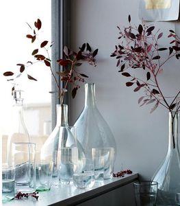 CANVAS HOME - porcio glass - Flower Vase