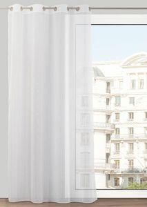Dechelette Malleval - celeste - Net Curtain