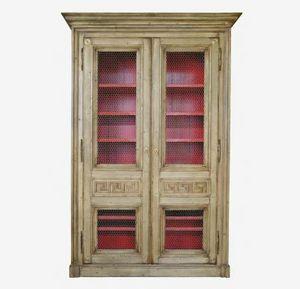 Moissonnier - grecque- - Bookcase