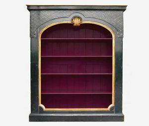 Moissonnier - regence - Bookcase