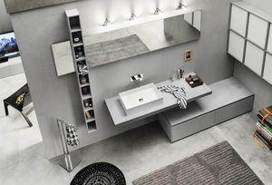 Inda - progetto-- - Bathroom Furniture