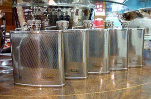 Orfevrerie Floutier -  - Whisky Flask