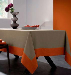 BLANC CERISE - delices de lin - Rectangular Tablecloth