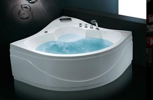 Thalassor - sweet - Corner Whirlpool Bath