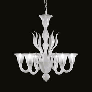 MULTIFORME - swing 275 - Chandelier Murano