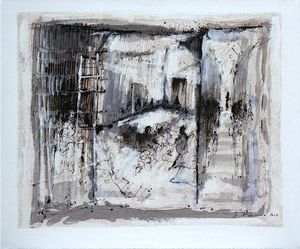 HANNA SIDOROWICZ - etude - Contemporary Painting
