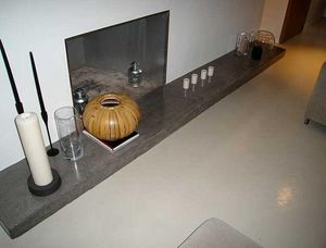 MODERNE METHODE -  - Ground Waxed Concrete