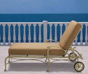 Oxley's - luxor - Garden Deck Chair
