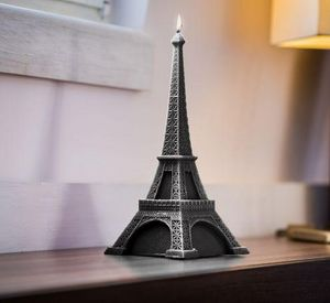 CANDELLANA - tour eiffel-- - Decorative Candle