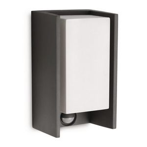 Philips - lampes jardin bridge ir h21 cm ip44 - Outdoor Wall Lamp