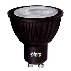 FARO - ampoule led gu10 5w/35w 4000k 340lm - Led Bulb