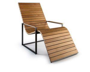ROSHULTS - garden sun chair - Garden Deck Chair