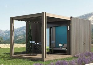 WOOD DESIGN -  - Garden Shed