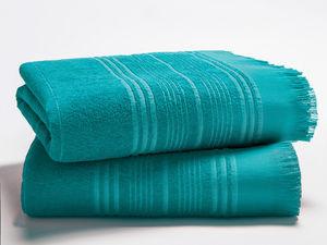 BLANC CERISE -  - Fouta Hammam Towel
