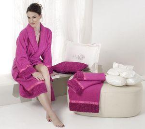 DAVID HOME -  - Women's Bathrobe