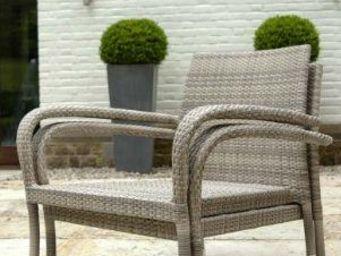 Alexander Rose - lounge océan pearl - Garden Armchair