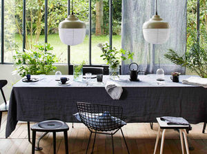 LINGE PARTICULIER -  - Rectangular Tablecloth