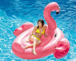 INTEX - flamant rose - Water Game