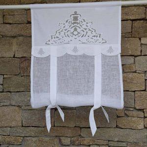 MAISON D'ETE - store sormiou - Net Curtain
