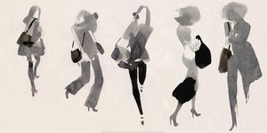 Nouvelles Images - affiche femmes actives - Poster