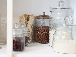 CHIC ANTIQUE - boites transparentes - Jar