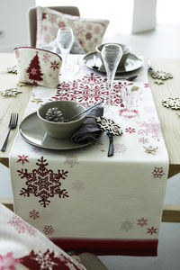 Art De Lys - cocon d'hiver - Table Decor