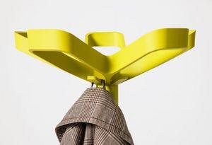 ROBERT BRONWASSER - flower - Coat Rack