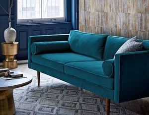 MALHERBE EDITION - canapé paris - 2 Seater Sofa