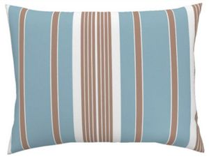 CAMILLE DEPRET - rayure beige - Upholstery Fabric
