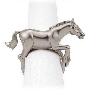 L'OBJET - horse - Napkin Ring