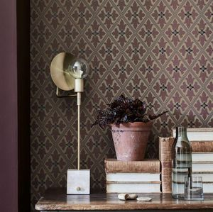 Little Greene - bayham abbey - monarch - Wallpaper