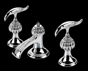 Volevatch - oiseaux de paradisui - Three Hole Basin Mixer