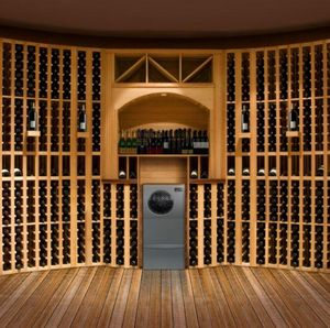 Wine cellar conditioner