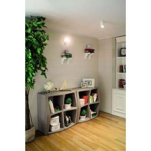 Mathi Design - rangement cubik - Bookcase