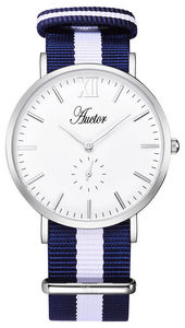 AUCTOR - la remarquable navy 40 - Watch