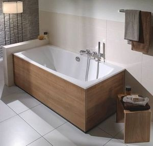 VILLEROY & BOCH - BAIN SANITAIRE -  - Bathtub To Be Embeded