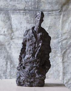 SYLVIE FALCONNIER -  - Bust Sculpture