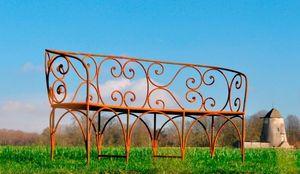 HERMES TRADING -  - Garden Bench