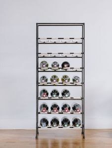SYRAHCO - le rectangle - Bottle Rack