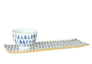 JILL ROSENWALD - raindrop - Coffee Cup