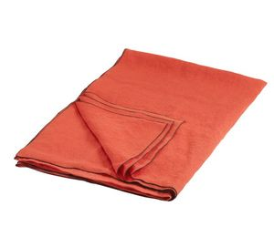 BLANC CERISE - 'autourdu lin' - Rectangular Tablecloth