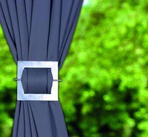 Van Lathem - barrette carrée - Tieback