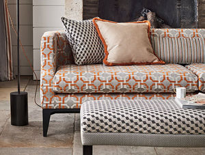 Romo - orton - Furniture Fabric