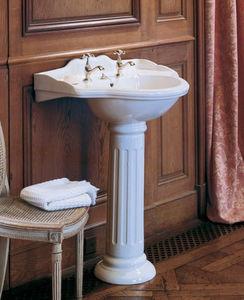 Herbeau - carla - Pedestal Washbasin