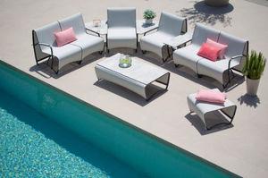LES JARDINS - jet seam - Garden Furniture Set