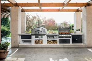 Palazzetti - palazzetti cookie - Outdoor Kitchen