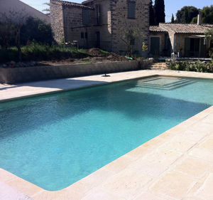 Rouviere Collection - beaucaire - Pool Border Tile